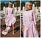 Женское коттоновое летнее платье в полоску. 4 цвета!, фото 4