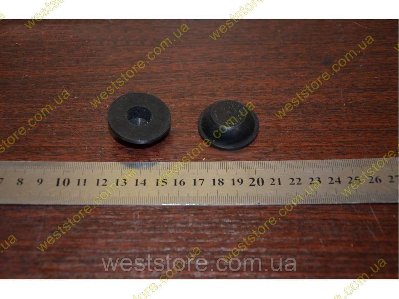 Заглушка кузова пробка днища  Ваз 2108 2109 21099  резиновая средняя