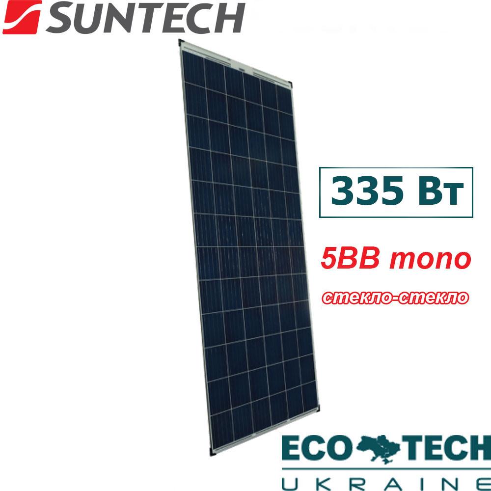 Солнечная панель SunTech STP335S-24/Vfk Double Glass монокристалл