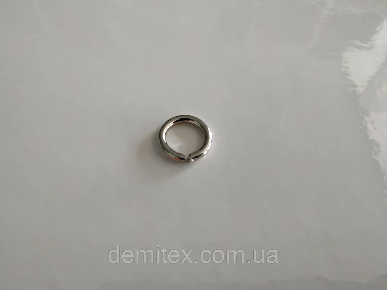 Кольцо никель 9х2 мм