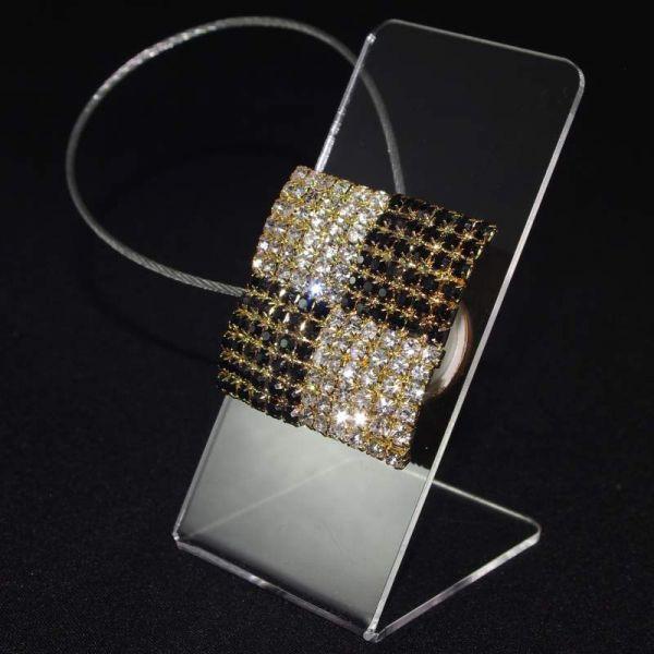 Декоративный магнит подхват для тюлей и штор № 51-106