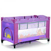 Оригинал. Детский манеж - кровать 4Baby America VEGAS CONTINENTAL