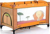 Оригинал. Детский манеж - кровать 4Baby VEGAS CONTINENTAL