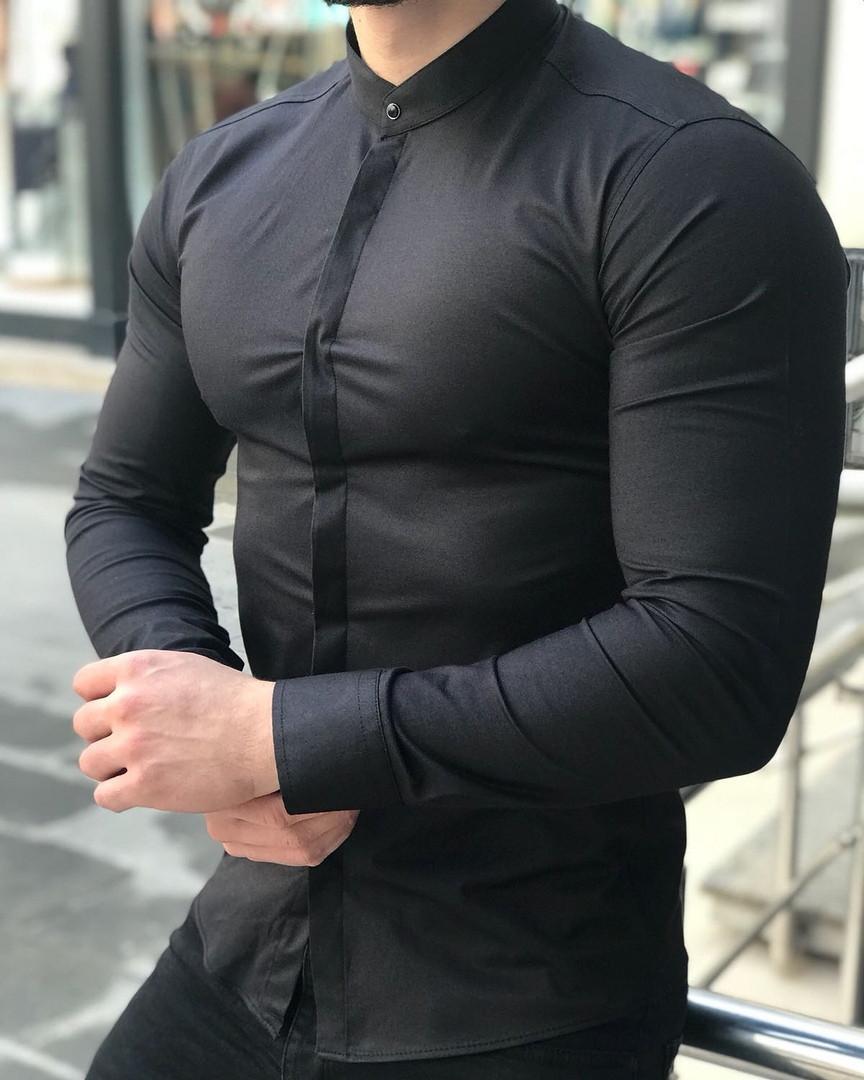 Мужская рубашка.Стильная мужская рубашка.Топ качество!!!