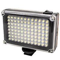 ✓Накамерный мини свет Ulanzi FT-96LED для фото и видео камер качественная съемка день/ночь