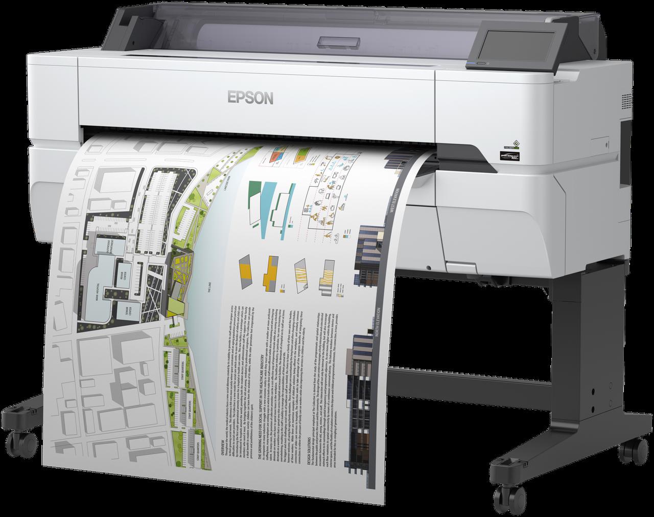 """Плоттер Epson SureColor SC-T5400 36"""" (А0+)"""