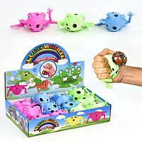 Игрушка антистресс для рук Лягушка