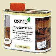 Top Oil (Osmo) - масло с твердым воском для столешниц и мебели