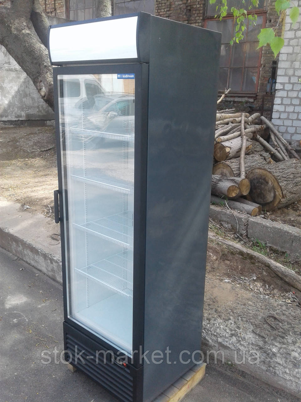 Холодильна шафа б, Ice Stream бу