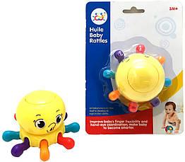 Погремушка детская Huile Toys Осьминог (939-4)