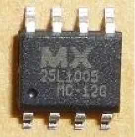 Микросхема mx25L1005