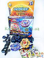 BeyBlade Sun and Moon 2в1 В-00 / Бейблэйд Луна и Солнце (фиолетовый и оранжевый ) SB