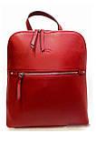 Жіночий рюкзак з натуральної шкіри Катана, фото 5