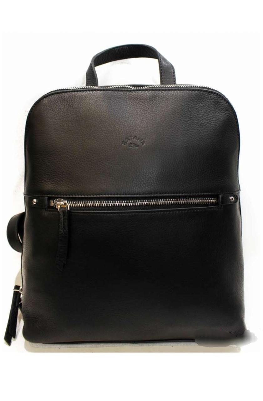 Жіночий рюкзак з натуральної шкіри Катана