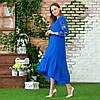 """Вышитое платье с цветами """"Британи"""", фото 3"""