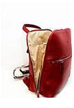 Рюкзак из натуральной кожи женский катана, фото 3