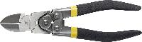 Кусачки боковые с шарниром 180 мм 32D138 Topex