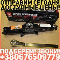 ⭐⭐⭐⭐⭐ Домкрат механический 1т. 100/350 мм трещетка (Дорожная Карта)  DK52-103D