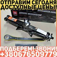 ⭐⭐⭐⭐⭐ Домкрат механический 1,5т. 104/385 мм трещетка (Дорожная Карта)  DK52-105C