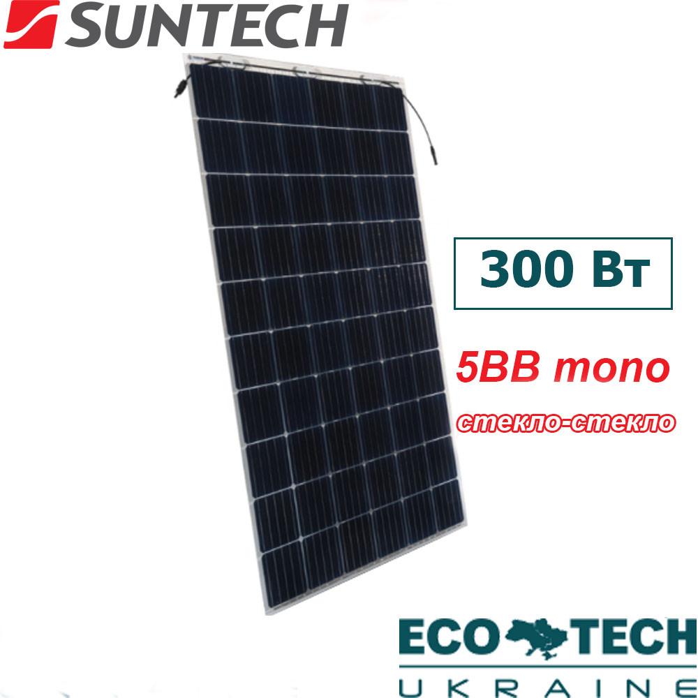 Солнечная батарея SunTech STP300S-20/Wfk Double Glass монокристалл