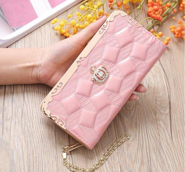 Шикарний оригінальний гаманець для модних дівчат