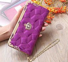 Шикарный оригинальный кошелек для модных девушек, фото 2