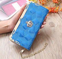 Шикарний оригінальний гаманець для модних дівчат, фото 3
