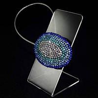 Декоративный магнит подхват для тюлей и штор № 56-100