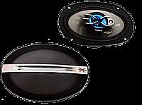 Динамики Автомобильные SONY XS-GTF6925 - 6x9 Овалы (600W) - 4х полосные, фото 1
