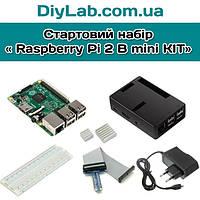 Стартовий набір Raspberry Pi « Raspberry Pi 2 B mini KIT», фото 1