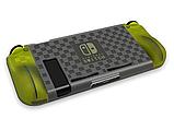 Силиконовый оригинал чехол MIMD с ручками для Nintendo Switch  / Стекла / Пленки /, фото 4