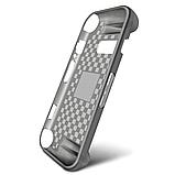 Силіконовий оригінал чохол MIMD з ручками для Nintendo Switch / Скла / Плівки /, фото 5