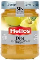 Джем из зеленых слив без сахара Helios Diet 280 грамм