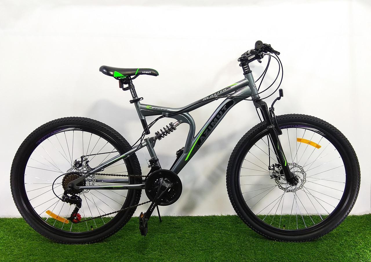 Горный велосипед Azimut Blaster 24 GD