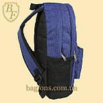 Городской спортивный рюкзак, фото 4
