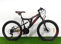 Велосипед AZIMUT Blackmount 26 D+, фото 1