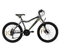 Горный подростковый велосипед Azimut Voltage 24 D+, фото 1