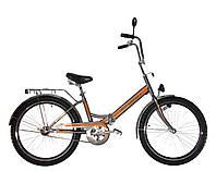 Складной велосипед Azimut 24*2409 (фара), фото 1