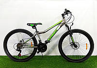 Горный подростковый велосипед Azimut Forest 24 D+, фото 1