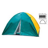 Палатка кемпинговая шестиместная с тентом SY-021