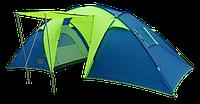 Палатка шестиместная GreenCamp 1002, фото 1