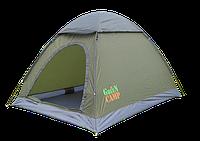 Палатка двухместная Green Camp 1503, фото 1