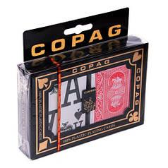 Пластикові гральні карти | Copag Magnum Index