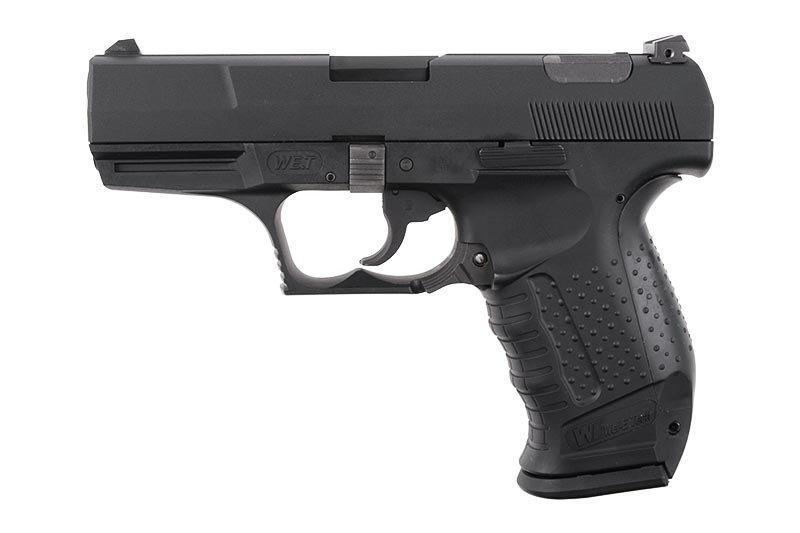 Страйкбольный пистолет E99 - black [WE] (для страйкбола)