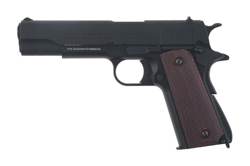Страйкбольный пистолет GPM1911 - black [G&G] (для страйкбола)