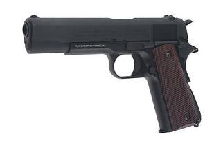 Страйкбольный пистолет GPM1911 - black [G&G] (для страйкбола), фото 2