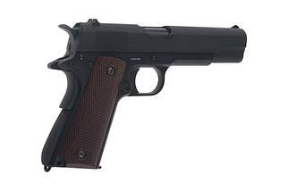 Страйкбольный пистолет GPM1911 - black [G&G] (для страйкбола), фото 3