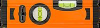 Уровень алюминиевый 20 см, 2 глазка 71-030 Neo