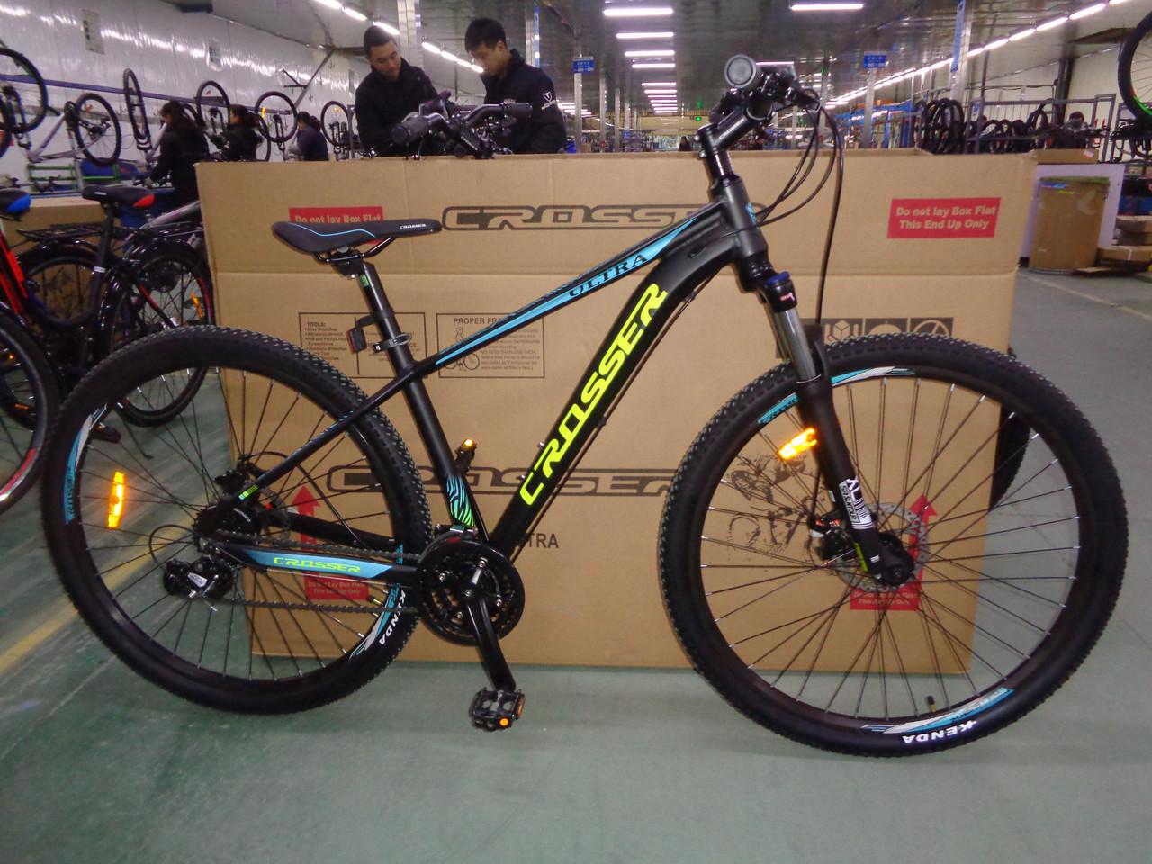 """Горный велосипед Crosser Ultra 29""""/17"""