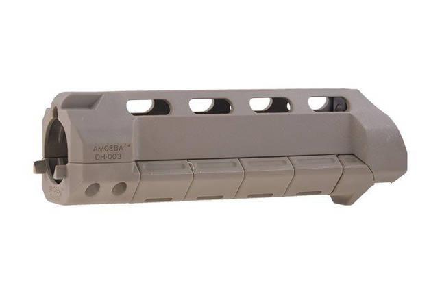 Chwyt przedni AM-DH-003-DE для реплик M4/M16 - tan [AMOEBA], фото 2